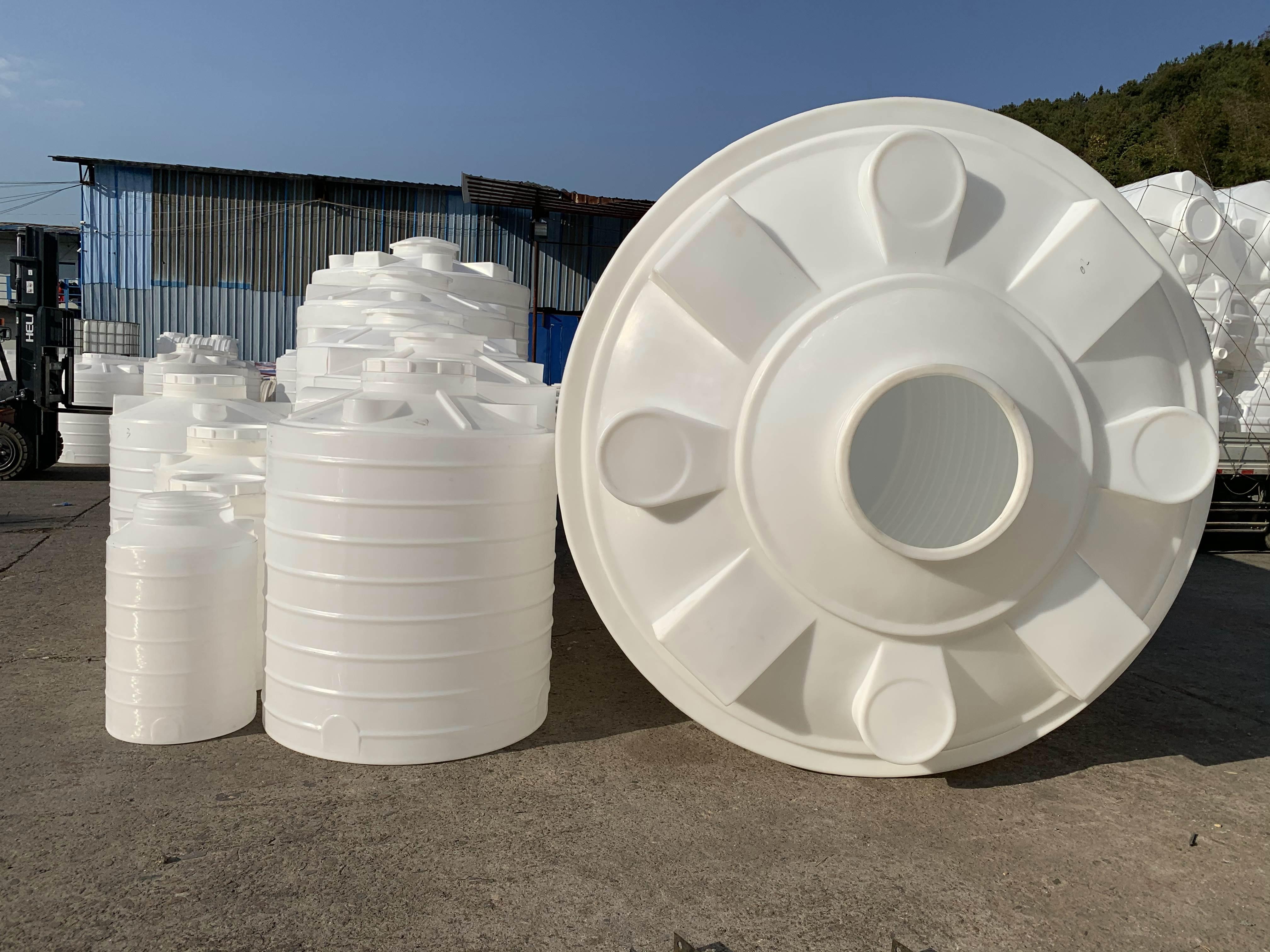 <b>50吨塑料水箱_塑料水塔_化工储罐</b>