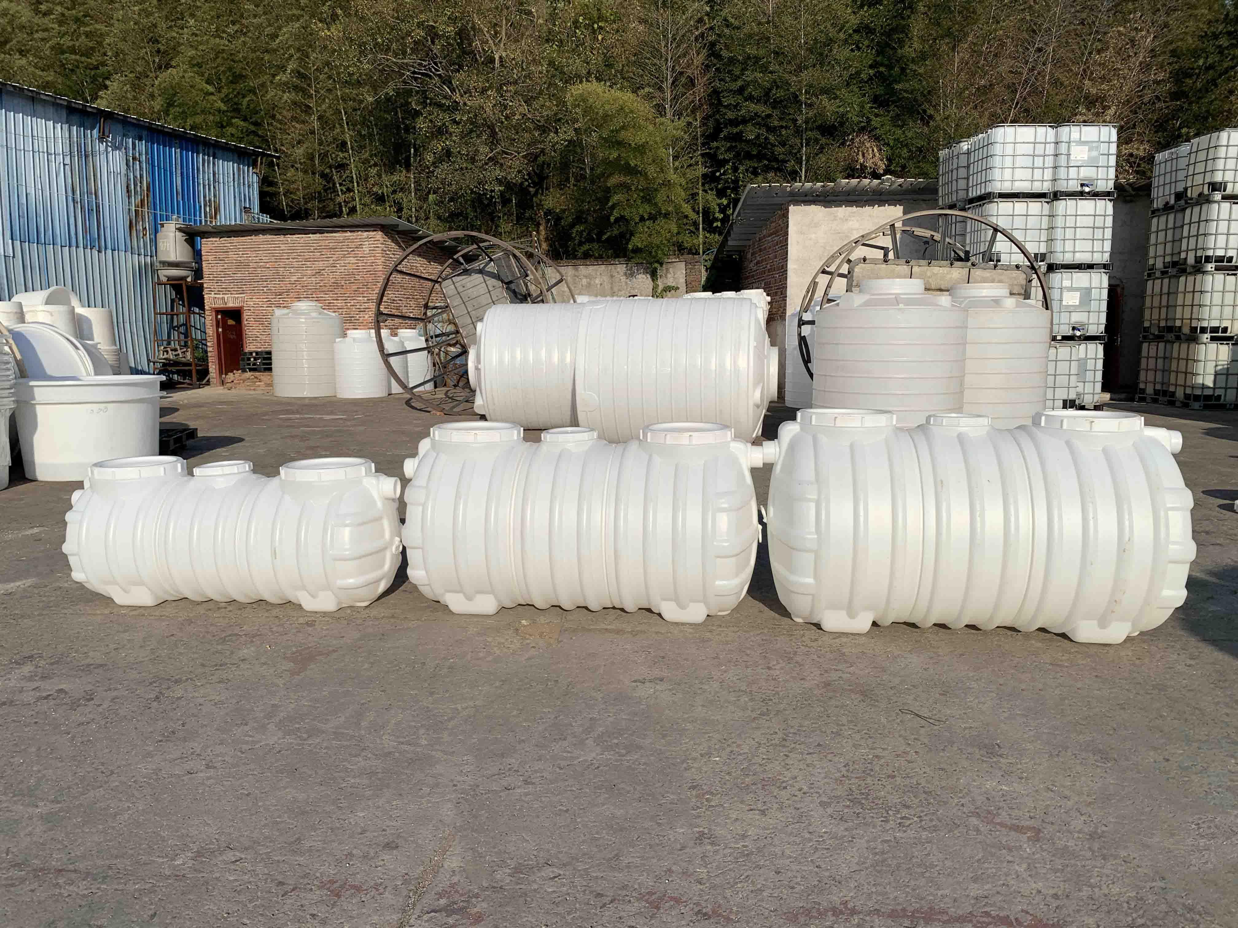 1立方PE塑料化粪池厂家直销批发价格