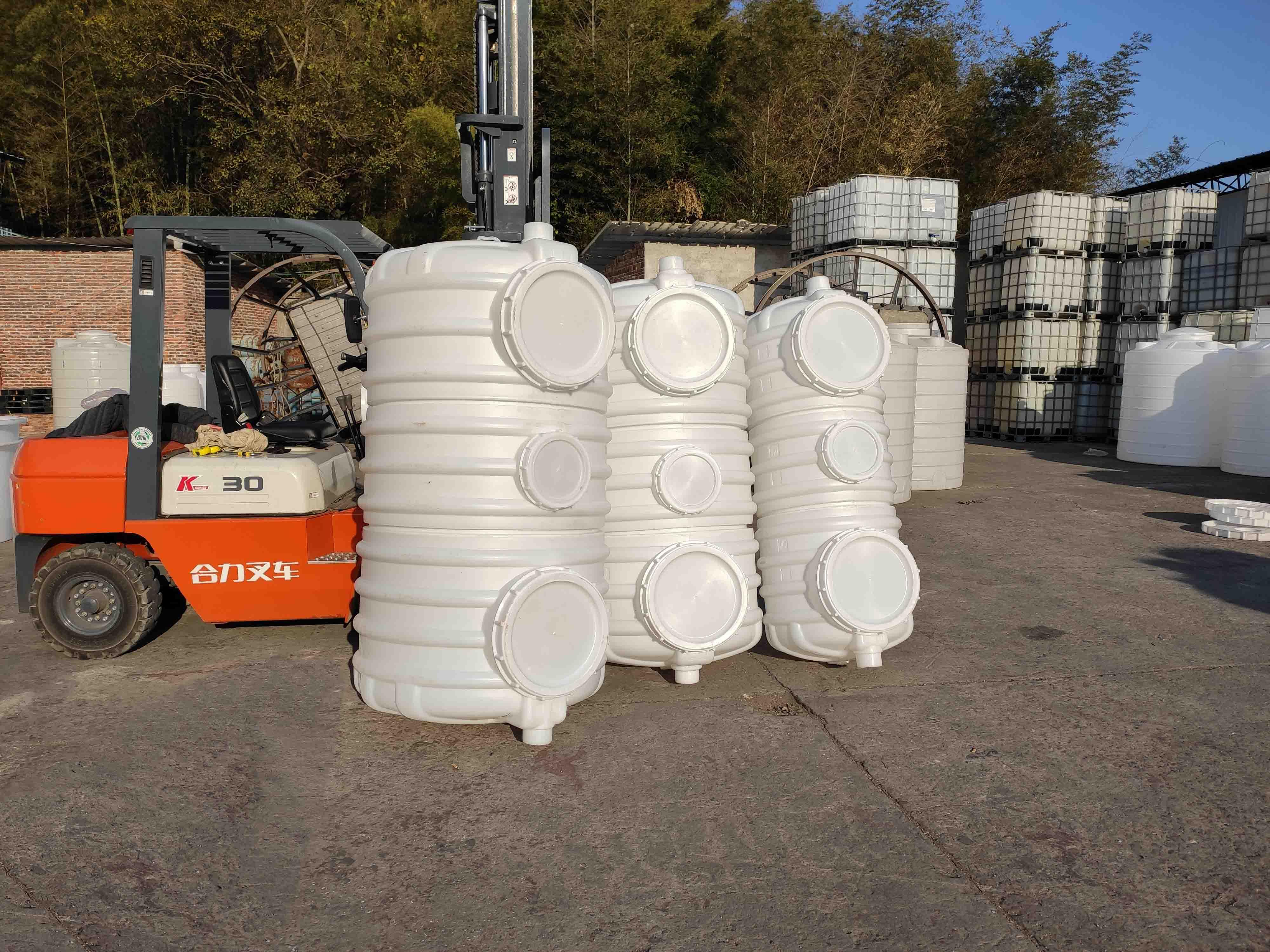 2立方PE塑料化粪池厂家直销批发价格