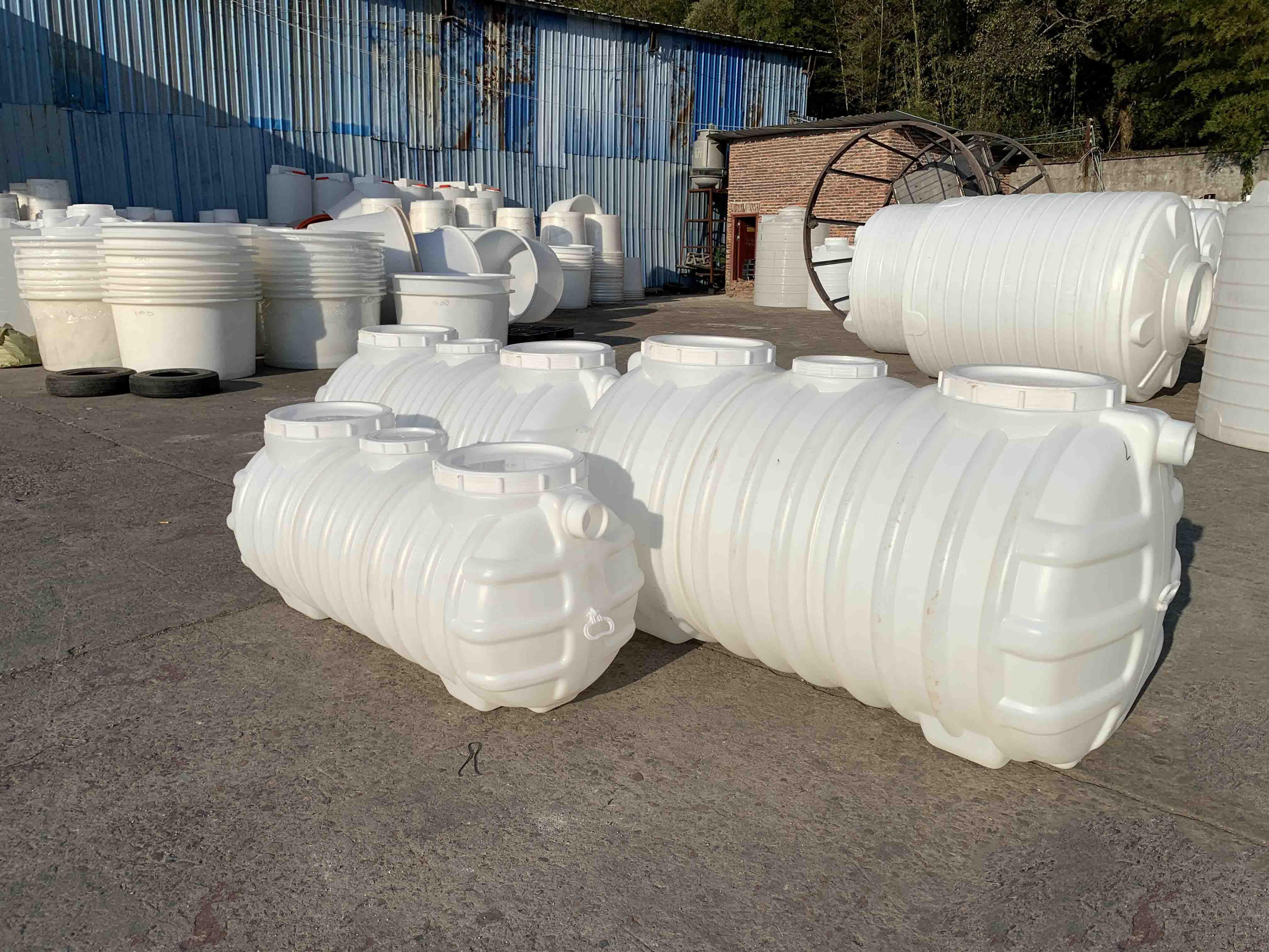 3立方PE塑料化粪池厂家直销批发价格
