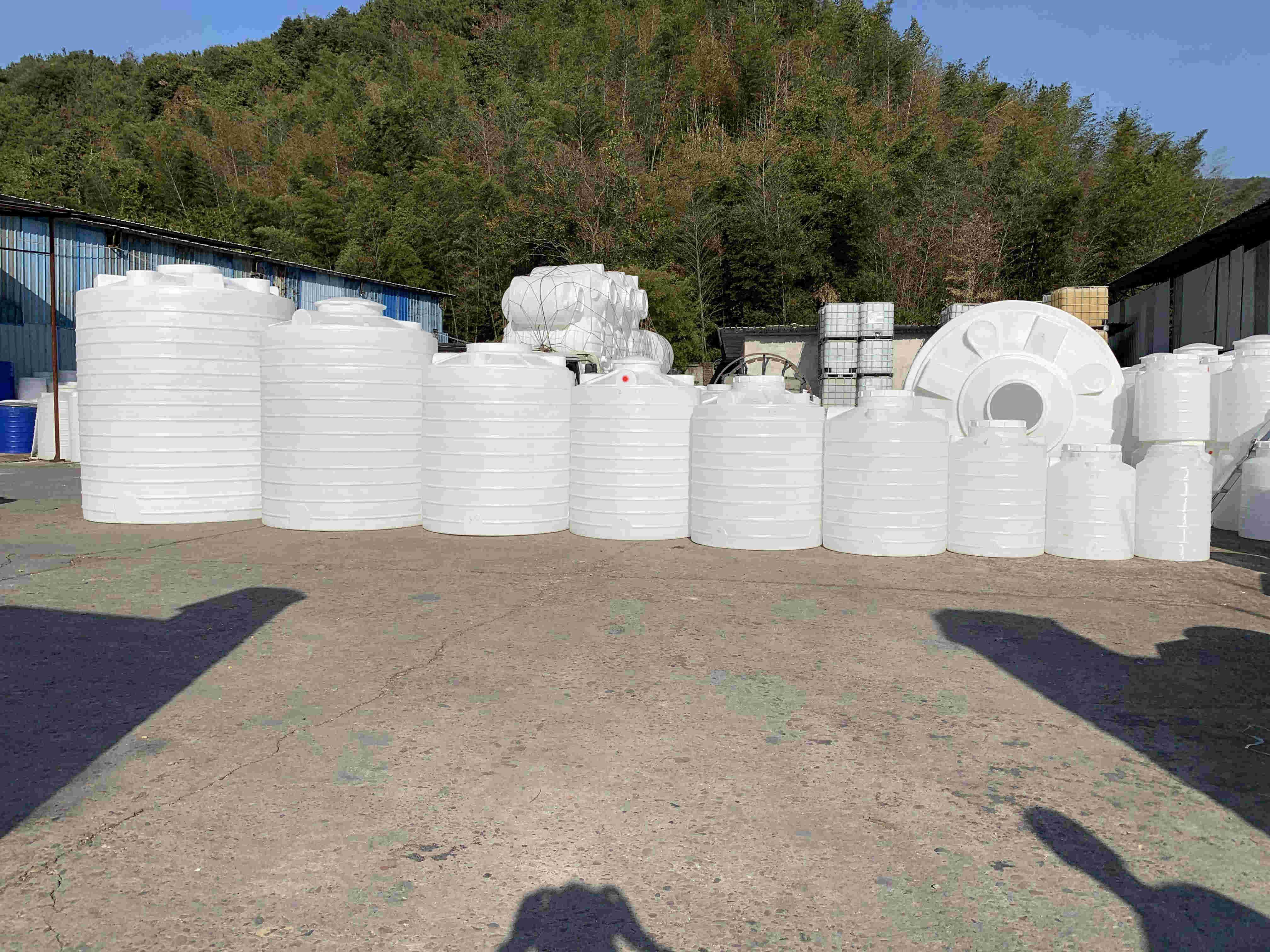 2吨药剂投加搅拌桶计量罐