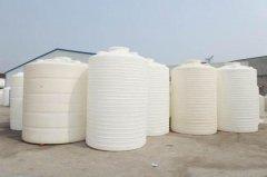 10吨塑料水箱的正确安装方法和使用注意事项