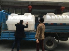「2立方塑料化粪池」化粪池原理 pe三格化粪池检验报告