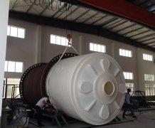 「塑料水箱厂家」塑料水箱加工步骤 20吨大型塑料水箱加工工艺及生产流程