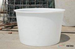 「厦门5吨塑料圆桶」pe圆桶产品有什么特点 大口塑料水桶是怎么生产的