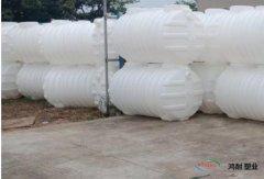 「龙岩1立方pe化粪池」注塑化粪池耐用吗 塑料化粪池生产厂家质量标准要求