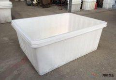 「龙岩400L周转箱」塑料周转箱结实耐用吗 塑料方箱的产品性能介绍