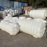 2立方塑料化粪池pe化粪池现货供应