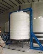 <b>「南靖10吨立式pe搅拌桶」搅拌桶规格型号怎么选 如何选购高性价比搅拌罐</b>