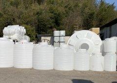景德镇250-1000L塑料pe水箱 牛筋塑料圆桶酒精桶