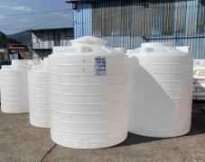 新余厂家直销3立方塑料桶 3吨外加剂循环复配桶