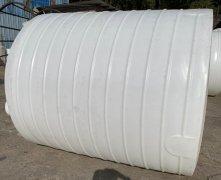 抚州10吨立式塑料桶 10立方食品级储水罐大圆桶