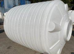 赣州20吨大型塑料储水塔 20立方白色纯水塑料桶