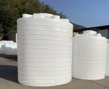 吉安50立方大型塑料桶 50吨塑料水塔化工储水罐