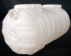 牛筋pe化粪池家用新农村厕改2.5吨加厚三格