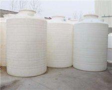 10吨塑料水塔储罐外加剂循环复配桶