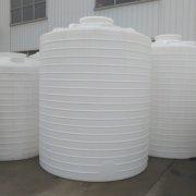 20吨盐酸化工储罐耐酸碱户外立式塑料水塔