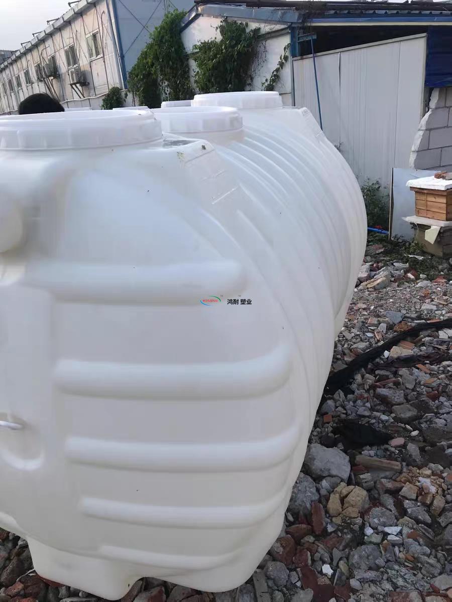 塑料化粪池安装连接施工及水污染物去除率评测
