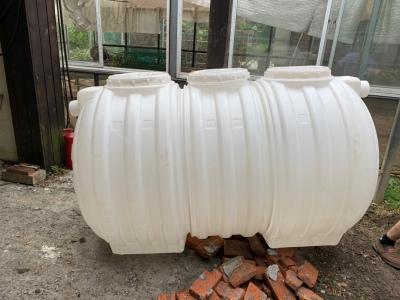 「三格式化粪池」化粪池塑料的好还是水泥的好 塑料化粪池耐用吗