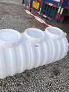 3立方pe塑料化粪池发往江西九江德安县
