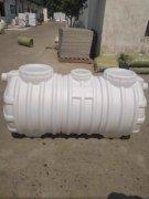 新农村改厕1.5吨一体塑料化粪池发往江西新余分宜县