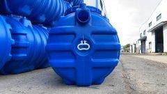 江苏省积极在各大城市建设中推行使用塑料化粪池设备